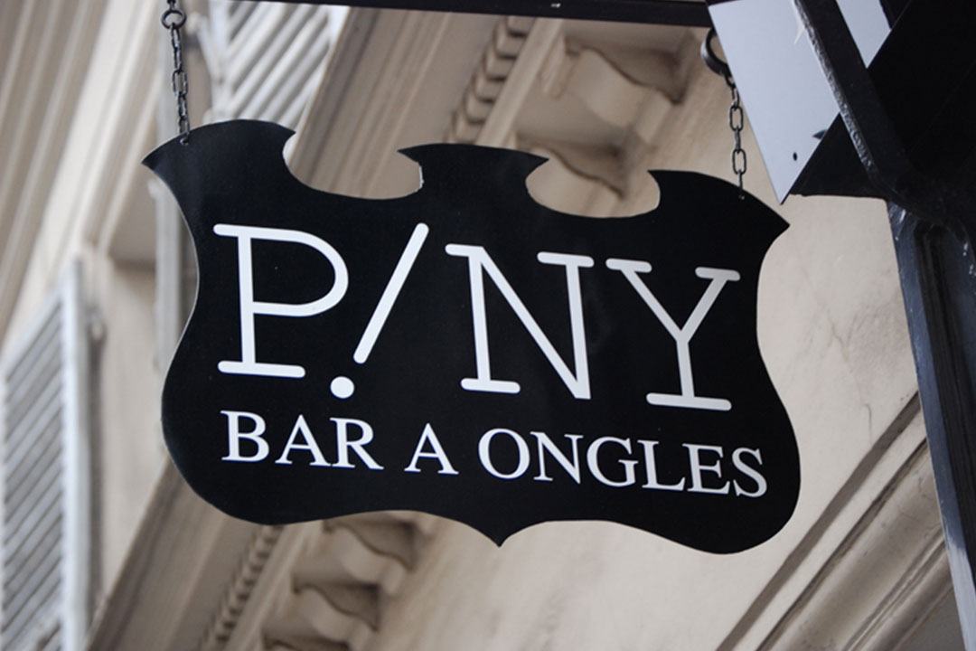Crédits : Bar à ongles New-Yorkais à Paris