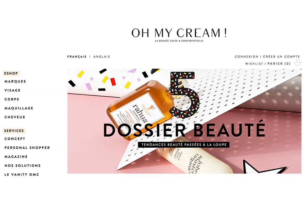 Photographie : Oh my cream