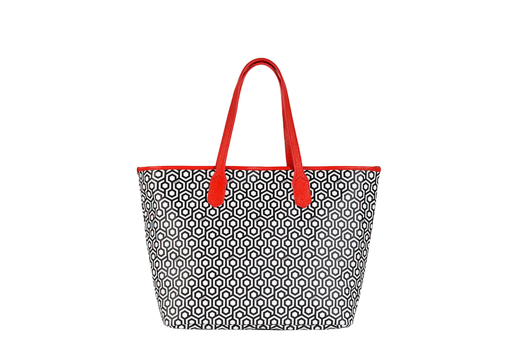 Jet-Set-Tote---Classic-Red