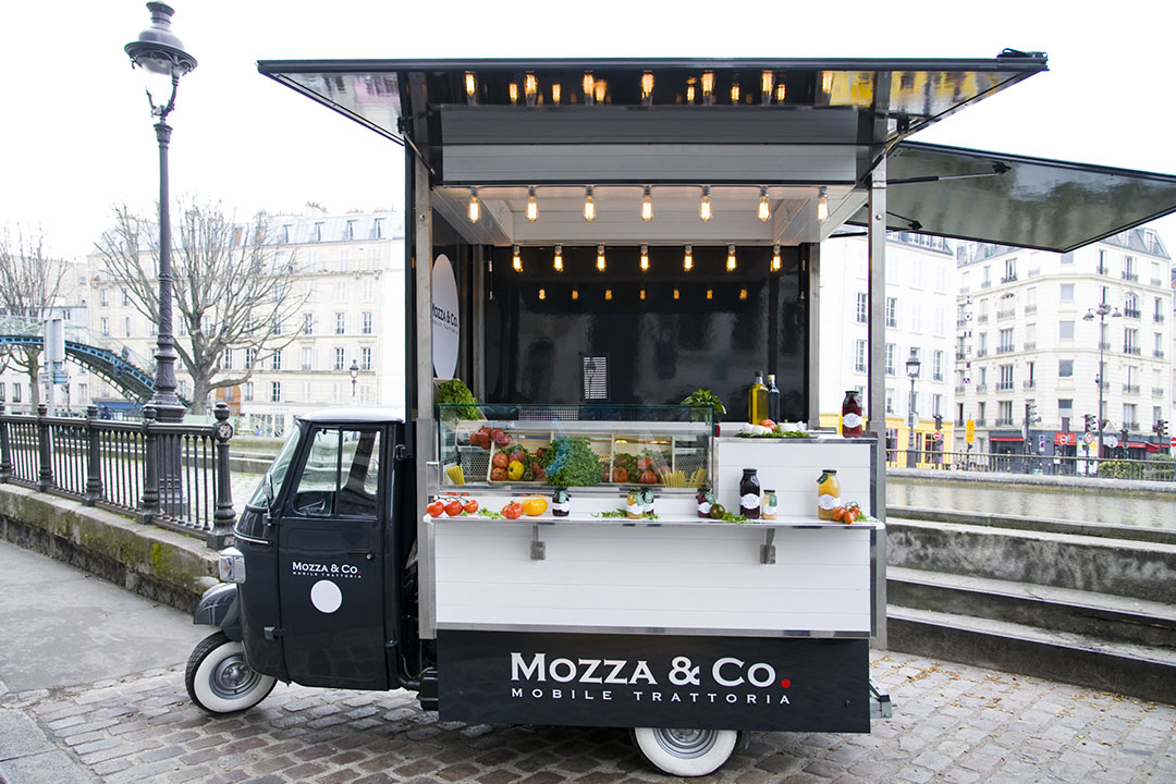 Photographie : Mozza & Co