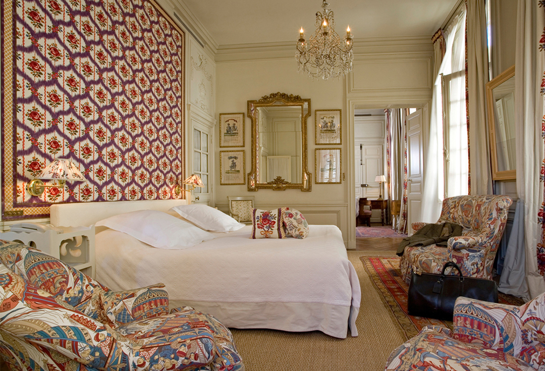 Crédit : Hôtel La Mirande