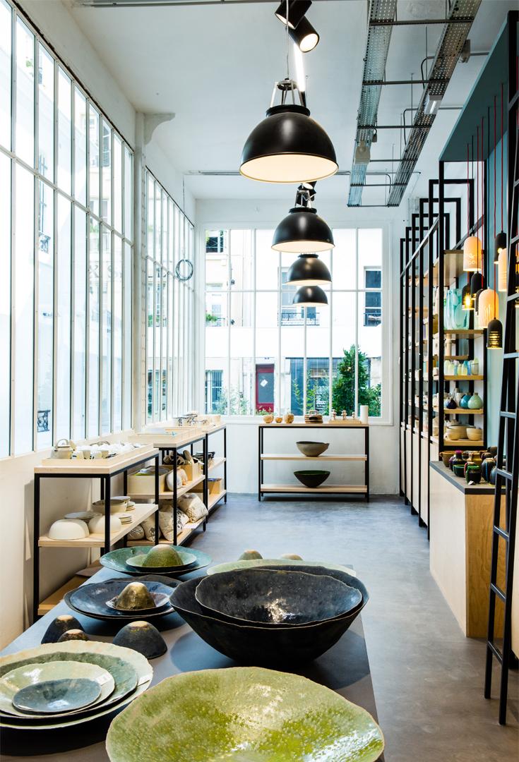concept store empreintes mllemag. Black Bedroom Furniture Sets. Home Design Ideas