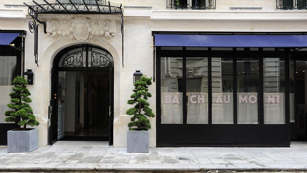 Crédits : Hôtel Bachaumont