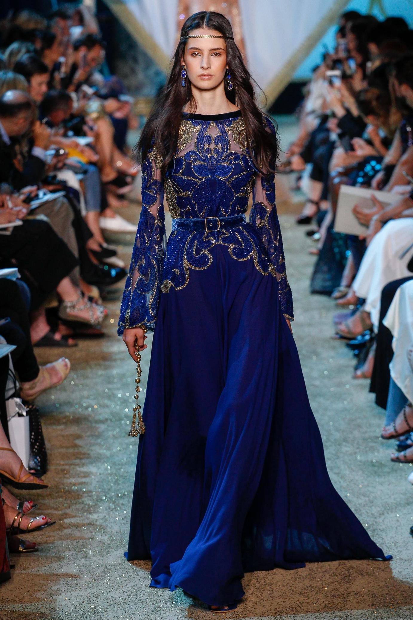 Crédits : Vogue.fr - Elie Saab